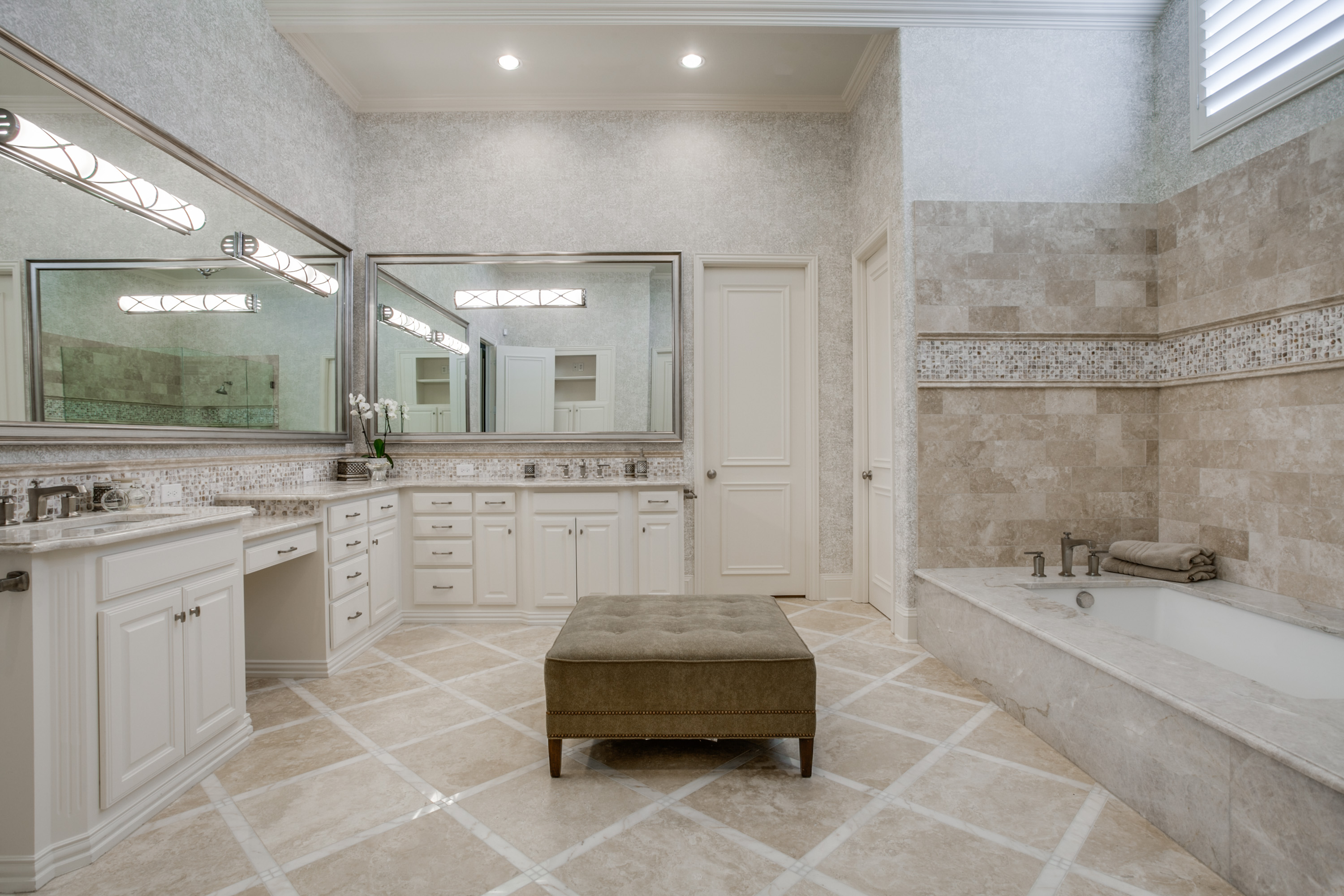 Plano Bathroom Remodeling Jwilliams Construction & Remodeling Inc Our Work  Bathroom .